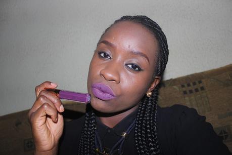 Currently Loving    Purple Lipsticks