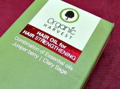 Organic Harvest Hair Strengthening Review