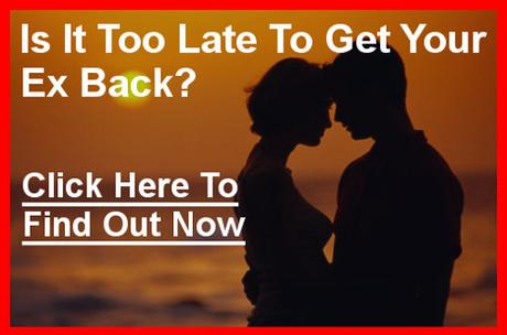 Do You Still Have A Chance To Get Your Ex Back?