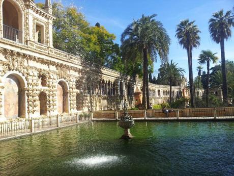 game of thrones locations seville sevilla cordoba spain
