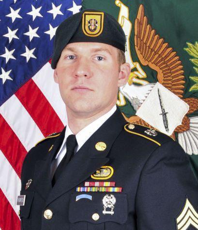 Army Staff Sgt. Matthew Thompson