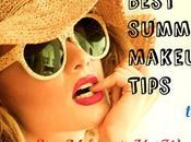 Best Summer Makeup Tips Stop Melting Weather