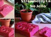 Strawberry Cake Jello Recipe
