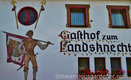 Gasthof zum Landsknecht, St Goar