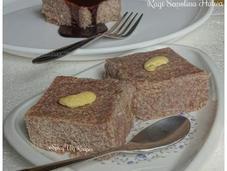 Ragi Semolina Halwa-Finger Millet-Semolina Pudding