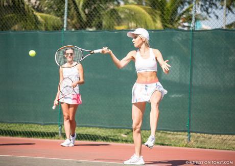 Fitness On Toast Faya Blog Girl Healthy Health Adidas Rio De Janeiro Brazil Olympics Barra Creators House Steffi Graf Blogger Tennis Interview-6