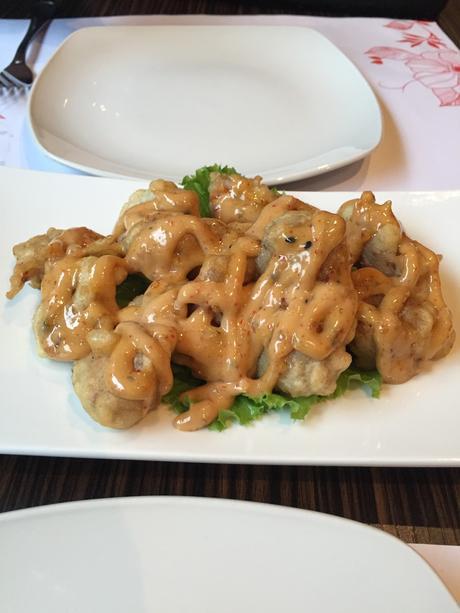 Foodie Chronicles || Sakura Restaurant