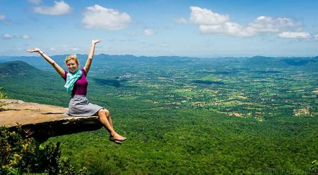 Four Beautiful National Parks in Chaiyaphum