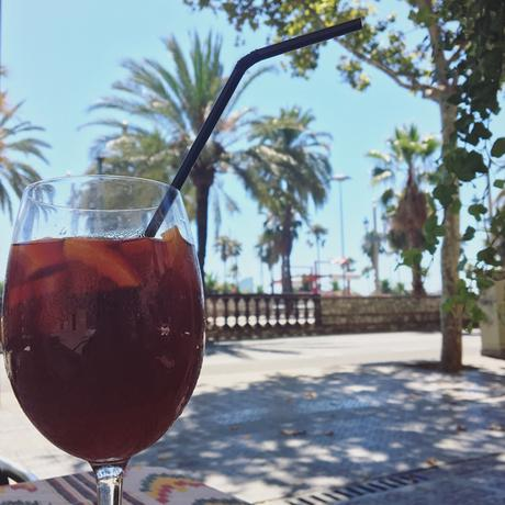 Barcelona Hello Freckles August Summer Travel Blogger City Break Spain Sangria Architecture