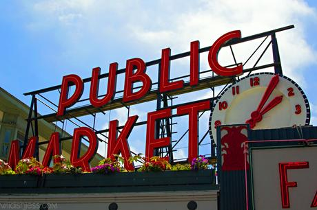 exploring pike place market