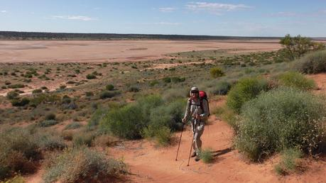 Belgian Adventurer Completes Solo, Unsupported Trek Across Simpson Desert