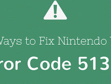 Ways Nintendo Error Code 51330