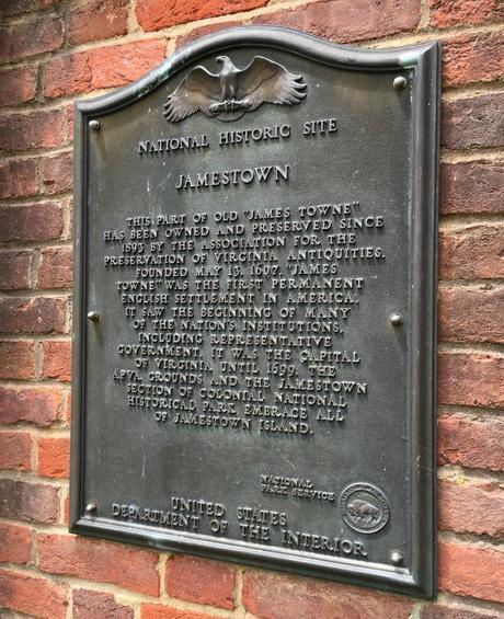 #WO2Crosscountry: Historic Jamestowne and Williamsburg, Virginia