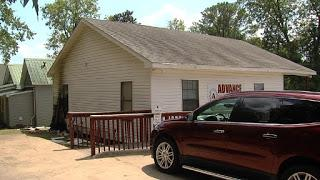 A-Advance Bail Bonds company, connected to recent arrest of Tuscaloosa attorney John Fisher Jr., is the site of a fire that officials say appears to be arson