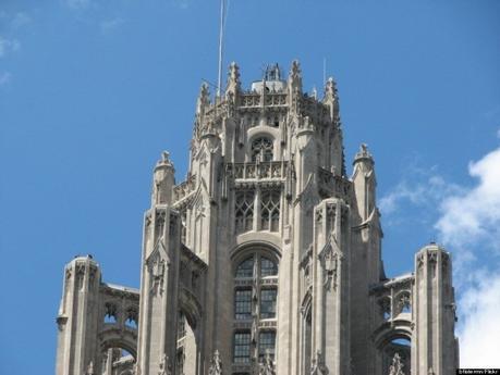 tribune tower sold