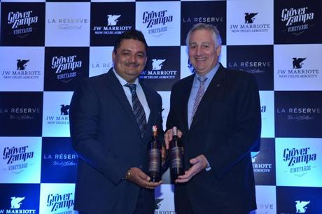 La Reserve Wine New Look is Unveiled By Grover Zampa