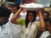 Sindhu Stunner Saree
