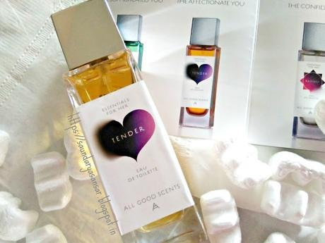 Tender EDT by All Good Scents...Review