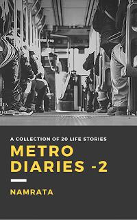 Metro Diaries Release Day Blitz