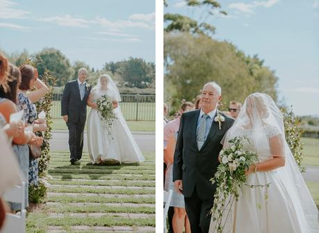 A Romantic Botanical Inspired Wedding by Jessica Photography