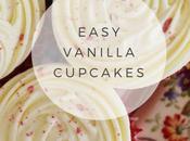 Food: Vanilla Cupcakes with Bake