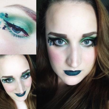 7 Deadly Sins Greed makeup