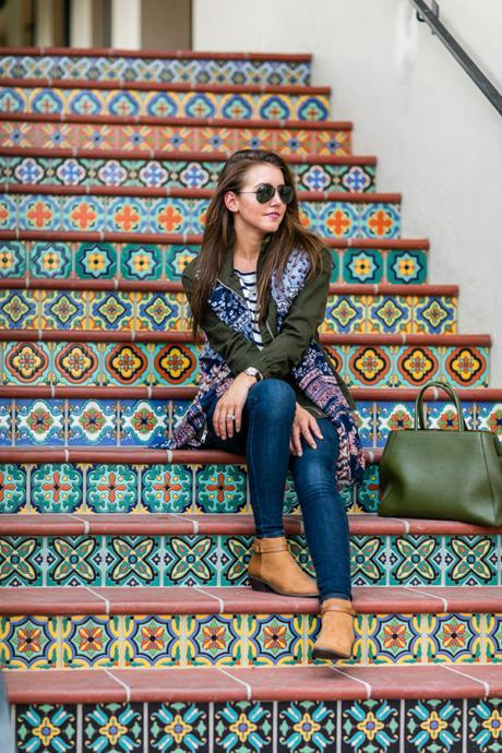 Amy Havins shares her Old Navy style from Day to night in Dallas.