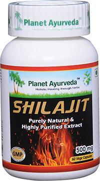 Top 7 Health benefits of using Shilajit capsules daily