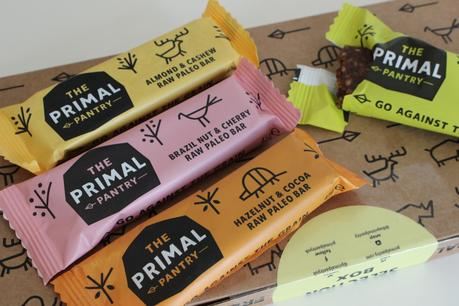 The Primal Pantry Protein and Paleo Bars