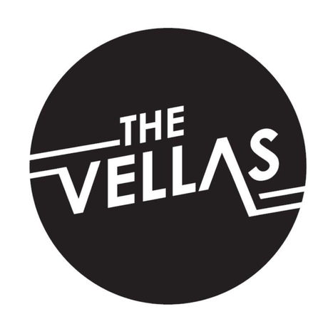 CD Review: The Vellas – Sweethearts and Counterparts