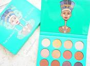 Juvia's Place Nubian Palette Review Swatches
