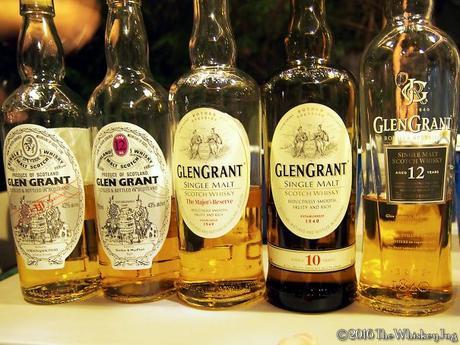 Malt Nuts - Gargantuan Glen Grant Tasting -3