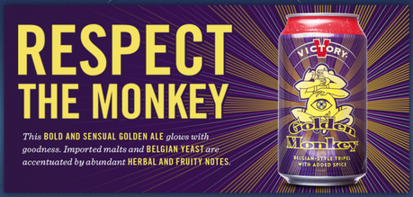 Craft Brew News: Victory Wants You To Respect The Monkey