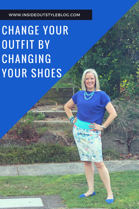 How to Change Your Outfit Just By Changing Your Shoes
