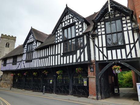 Much Wenlock Guild Hall
