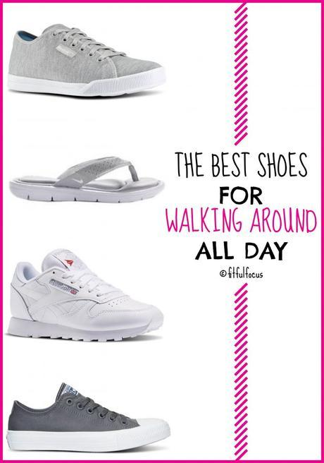 The Best Shoes For Walking Around All Day