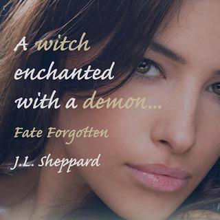 New Release: Fate Forgotten by J.L. Sheppard