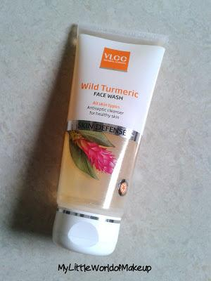 VLCC Wild Turmeric Face Wash Review