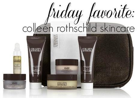 Friday Favorite: Colleen Rothschild Skincare