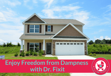 Enjoy Freedom from Dampness with Dr. Fixit
