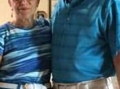 Grandparents From Washington Matching Clothes Since Years