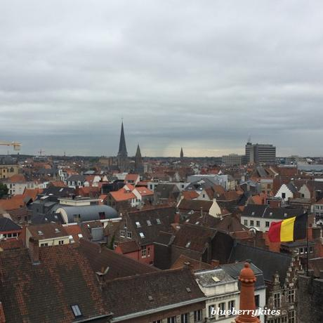 Day 3, Ghent - The Hipster Sleepy Hollow of Belgium