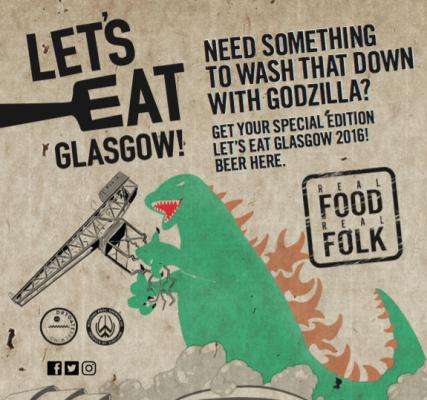 Let's eat Glasgow beer