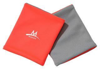 Stay Cool with MISSION Athletecare's EnduraCool Instant Cooling Towels and Accessories!