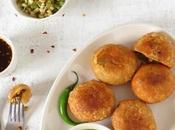 Make Moong Sprout Kachori, Daal Kachori