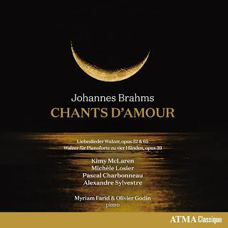 Brahms: Chants d'amour / Liebeslieder