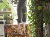 Woman Transformed York Apartment into Urban Garden