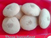 Three Ingredient Khatai Recipe