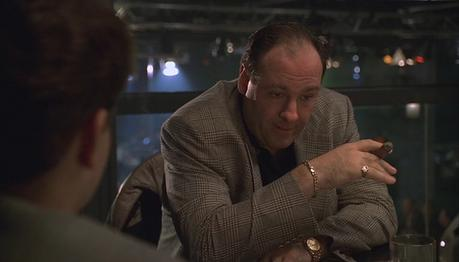 The Sopranos Tony S Brown Glen Urquhart Sportcoat Paperblog