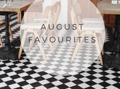 Lifestyle: August Favourites
